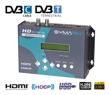 SYMARIX SR1500-HD